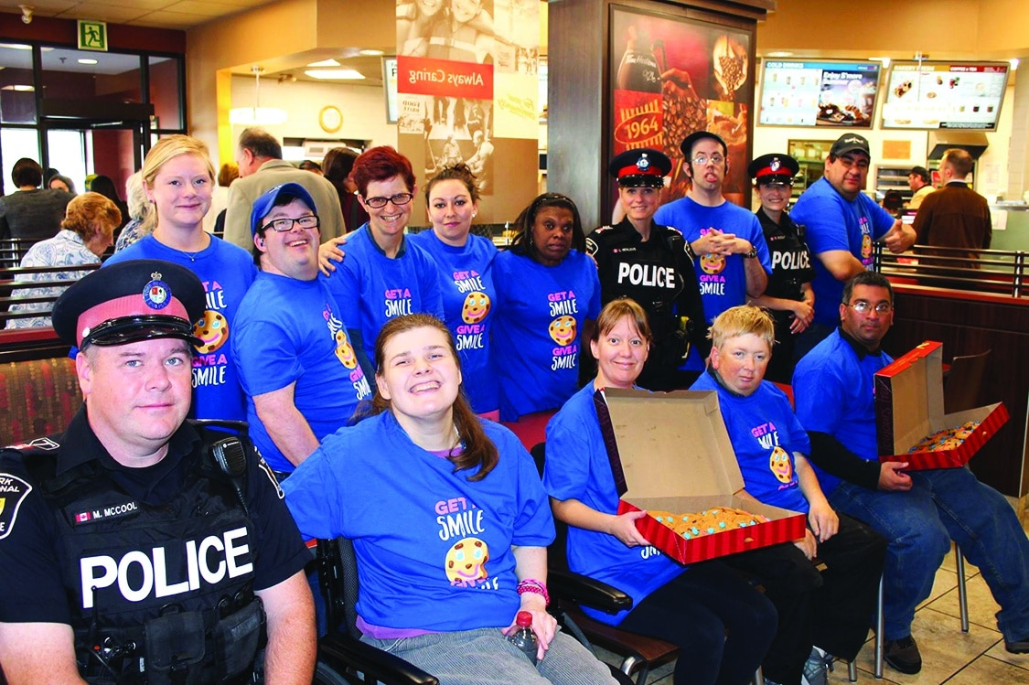 Smile Cookie Campaign with our friends from YRP